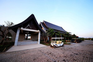 Lakeview Golf Club Vientiane - Clubhouse